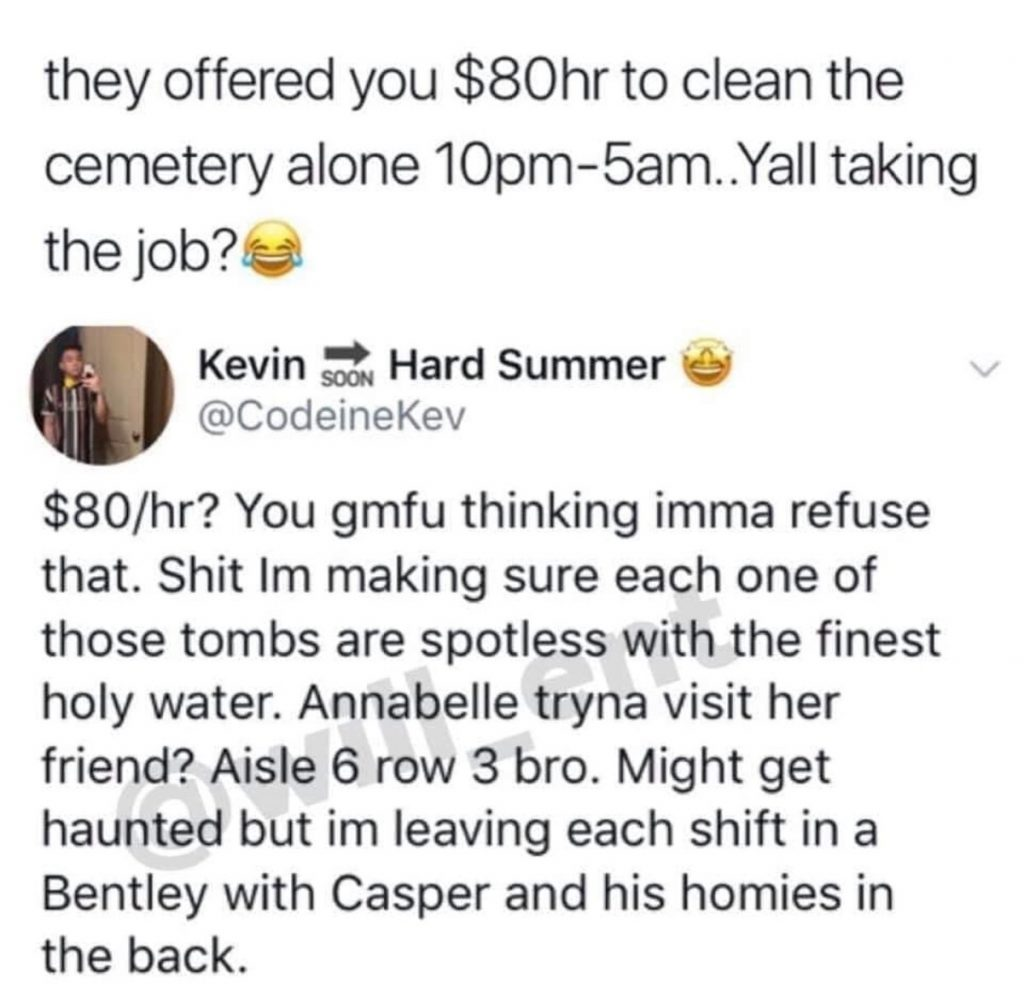Math memes | Cleaning Cemetery